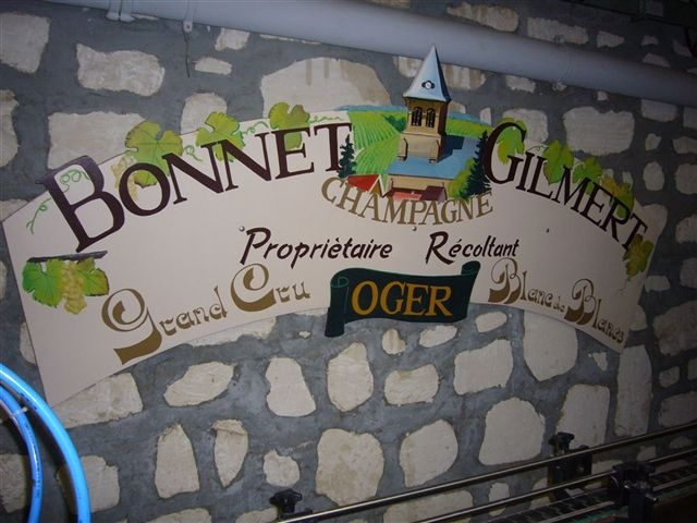 champagne Bonnet